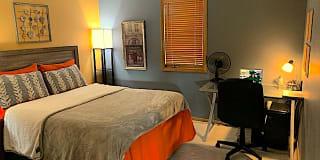 Photo of Robert Albort's room