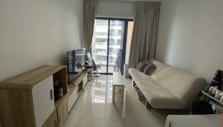Photo of Asel's room