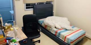 Photo of Ervin Susanto's room