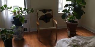 Photo of Eleanor's room