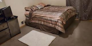 Photo of Durell's room