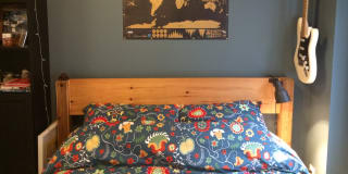 Photo of Jackson's room