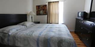 Photo of Cap Stone's room