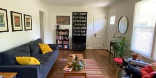 Photo of Erin's room