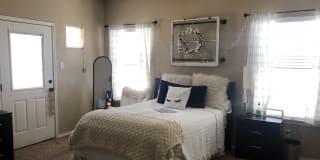 Photo of Madeline's room