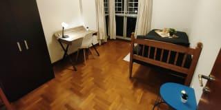 Photo of Wz's room