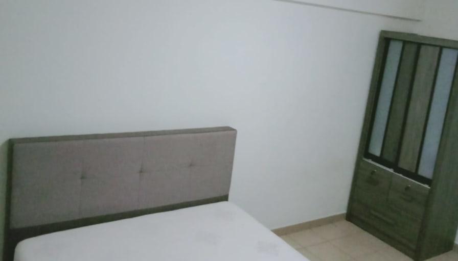 Photo of Brenda Chan's room