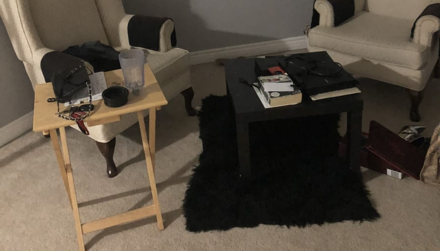 Photo of Adura's room