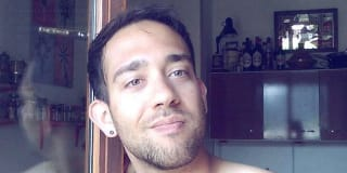 Photo of Alvaro's room