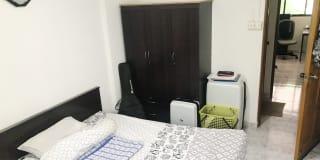 Photo of Theng Yen's room