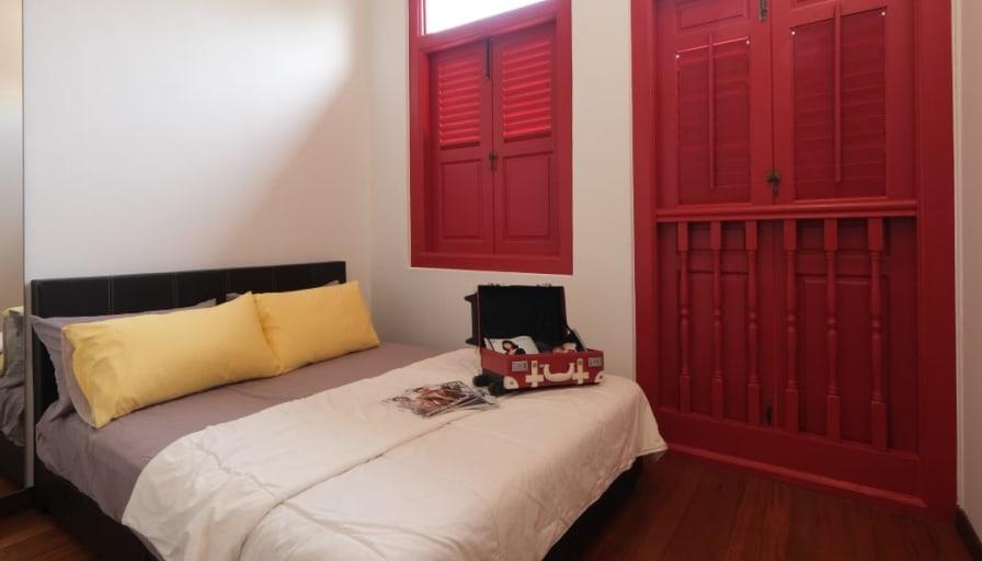 Photo of Debbie's room