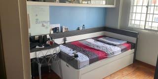 Photo of Jack Lap's room