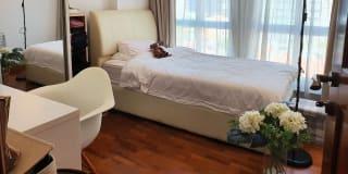 Photo of Nadirah's room