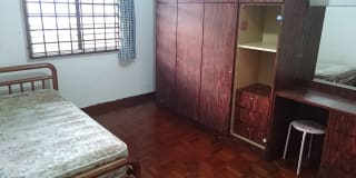 Photo of ZHANG's room