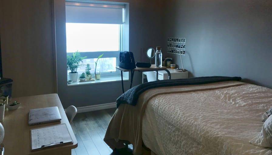 Photo of Tessa's room
