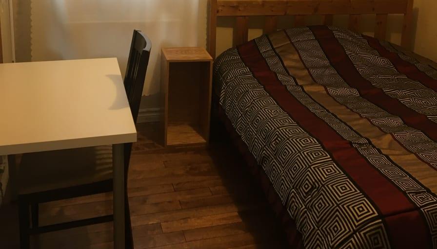 Photo of Glaucia's room