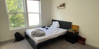 Photo of Mohamed's room