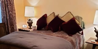 Photo of Edward's room