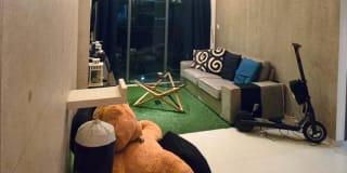 Photo of Rishibaraj's room