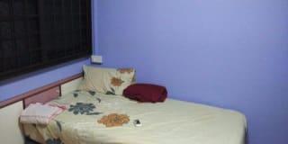 Photo of Srinivasrao's room