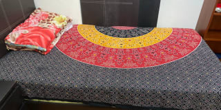 Photo of Madhu's room