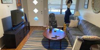Photo of Hank's room