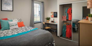 Photo of Jarrod's room
