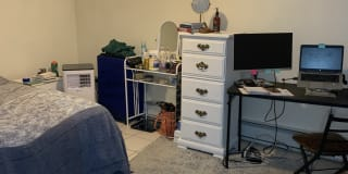 Photo of Caitlin's room