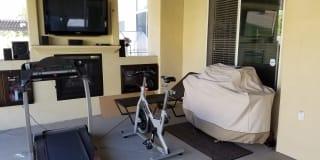 Photo of John Kidd's room