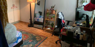 Photo of Jihyun's room