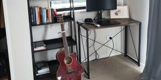 Photo of Abdul's room