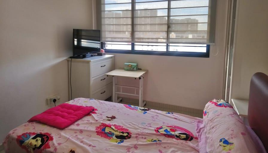 Photo of S L's room