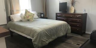 Photo of Als's room