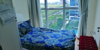 Photo of Hui Ling's room