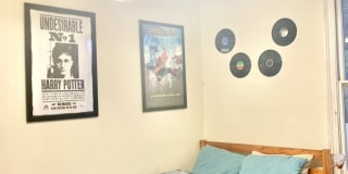 Photo of Patrice's room