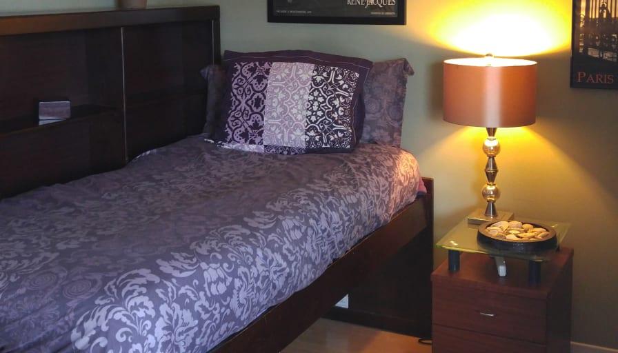 Photo of Noriko's room