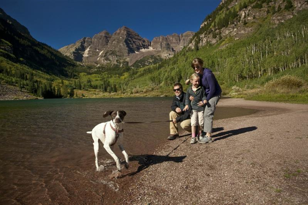 Maroon Bells Hiking