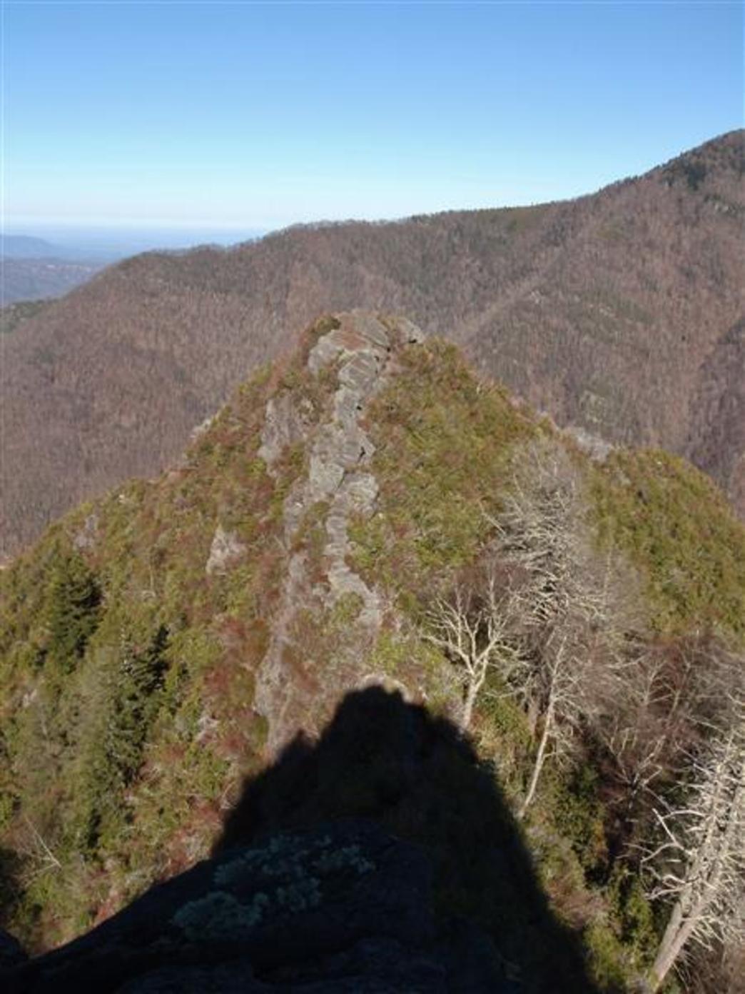 Chimney Tops Hiking