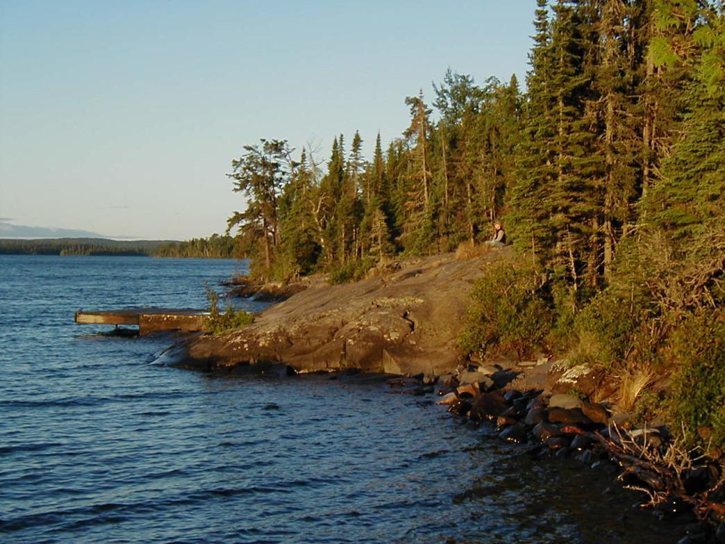 Isle Royale.