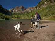 Image for Maroon Bells and Crater Lake Hiking