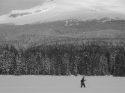 Image for Trillium Lake Cross Country Skiing