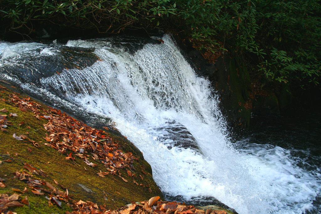 Indian Flat Falls