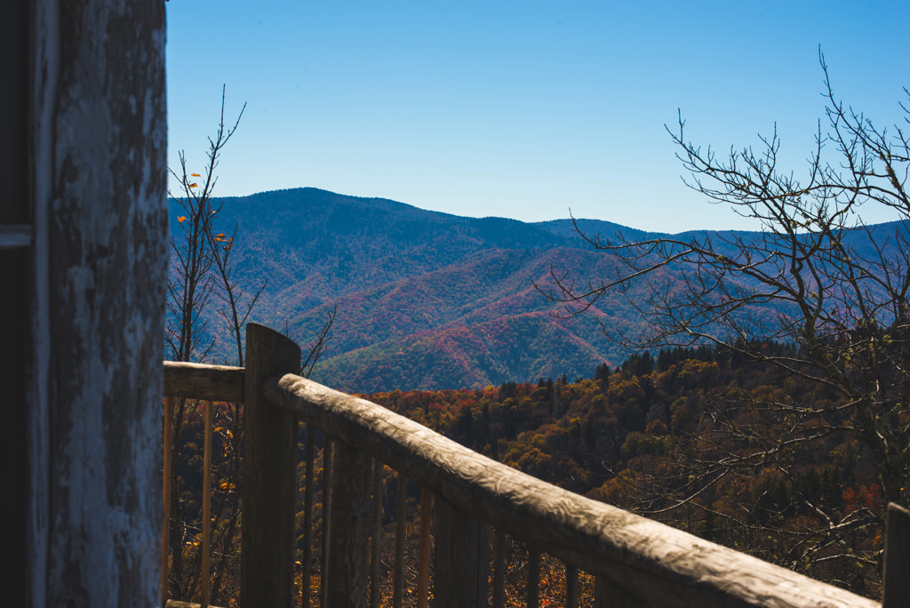 Mount Cammerer Lookout Tower