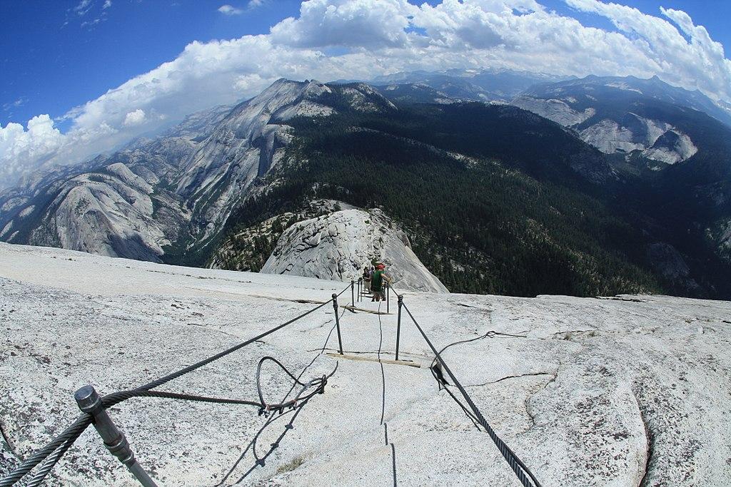 Half Dome hike