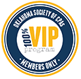 Logo for Oklahoma Society of CPAs VIP