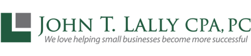 John T Lally CPA logo