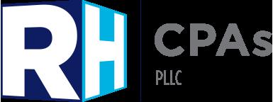 RH CPAs PLLC logo