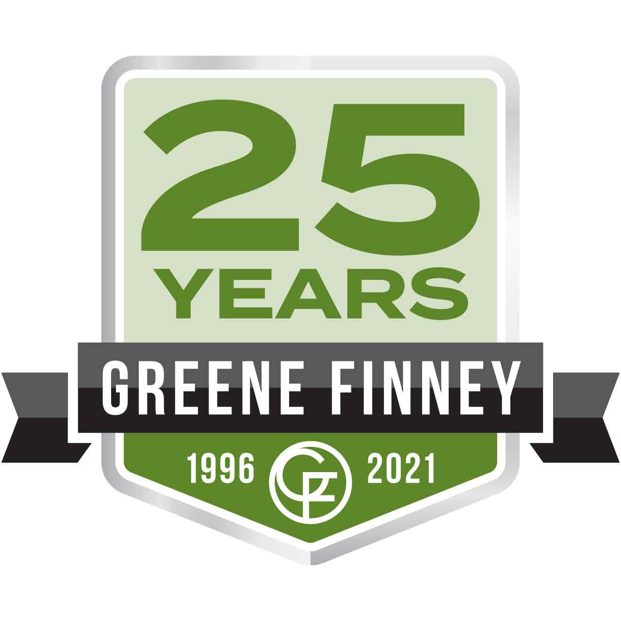 Greene Finney 25 year