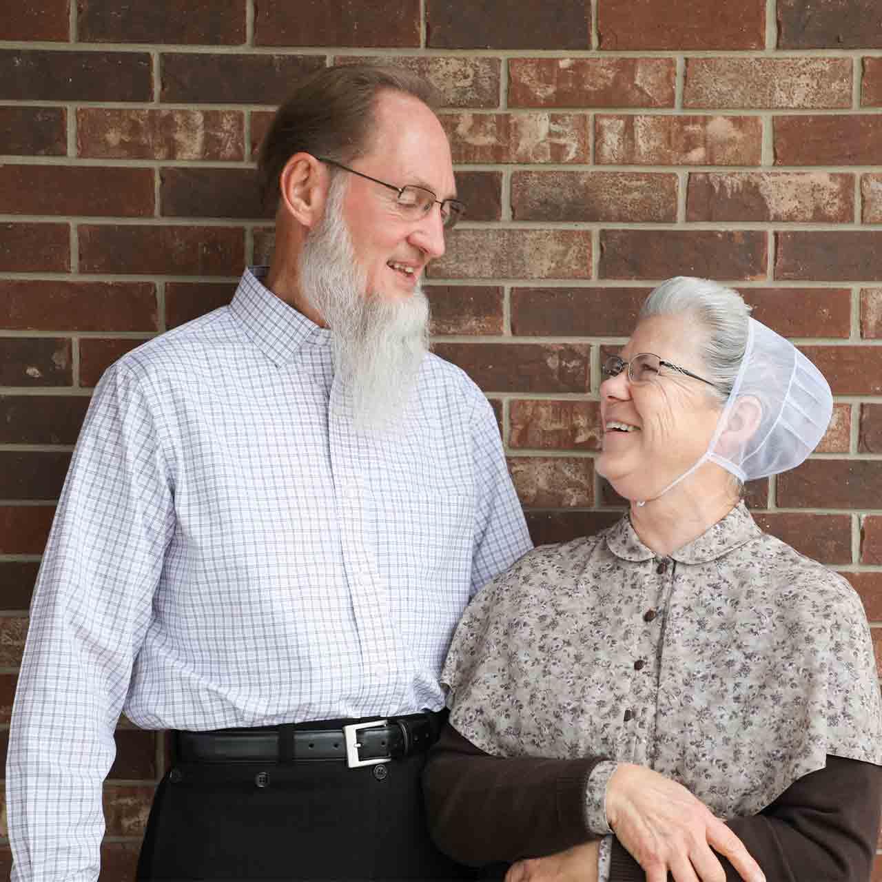 Keith & Shirley Fisher