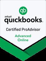 Certified QB Advanced Online ProAdvisor
